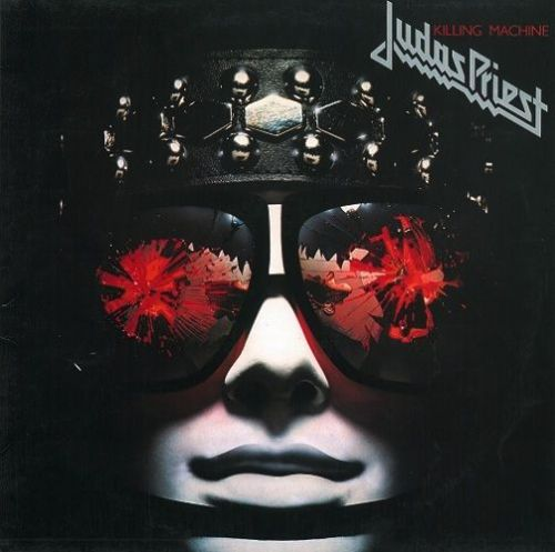 Judas Priest Point Of Entry Vinyl Record Lp Cbs 1981